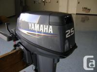 Wanted. Yamaha 25 hp 2 stroke short leg. Even if it's