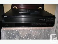 Great quality 5-DISC CD CHANGER WITH PLAYXCHANGE from