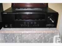 Quality Yamaha AVR with good power feature-set. 5 x 100