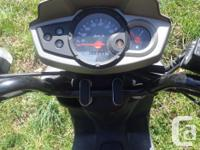 Make Yamaha Model Bws Year 2015 kms 1850 This is a