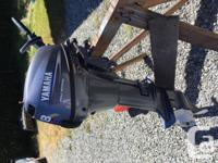 4 stroke , low hours, great condition and runs