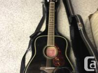 Yamaha FG720s Been well cared for and only played at