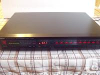 From 1983 this is a high quality sound digital am/fm