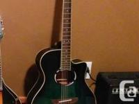 Used, I have a Yamaha apx 500ii available, it has actually a for sale  British Columbia