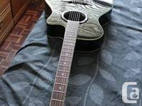My guitar in good condition. Rarely used it. Bought 4