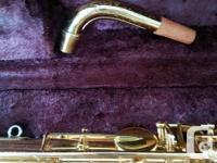 Used, For sale is a beautiful Yamaha YBS 52 Baritone Sax for sale  Saskatchewan