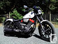 $$price reduced$$, as new black bullet fairing. At hwy