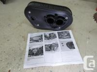 K&N air filter for Yamaha Bolt. Dyno tested for 7HP, used for sale  British Columbia
