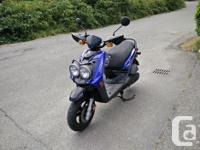 Make Yamaha Model Bws Year 2010 kms 4000 Fantastic