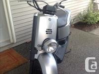 yamaha scooter for sale in British Columbia - Buy & Sell