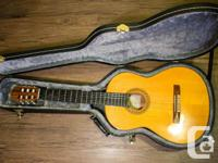 Great condition Yamaha CG-170S Classical Acoustic