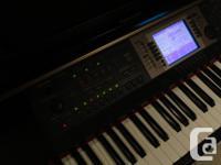 Yamaha Clavinova ® CVP-205 Electronic