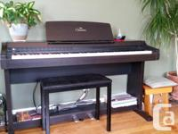 Yamaha Clavinova Electric Piano for sale (CLP-153SG). for sale  British Columbia