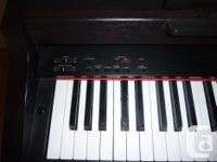 Yamaha Clavinova electric piano CLP-152S Barely used for sale  British Columbia