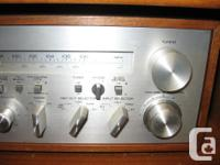 For Sale, a beautiful cr 1020 receiver, 70 watts rms,