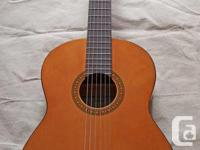 Yamaha CS40 Classical Nylon String Guitar * 7/8 scale