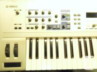 Yamaha CS6X Control Synthesizer. Good condition.