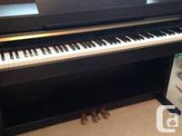 We no much longer need this piano as we have actually