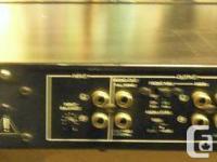 Yamaha Natural Sound Digital Sound Field Processor. No