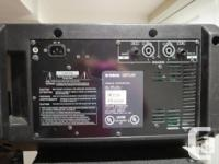 *** Yamaha EMX212S 12-Channel Powered Mixer for sale  Ontario