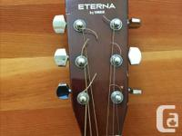 Yamaha Eterna EF-31 Acoustic Guitar. sounds great, good for sale  British Columbia