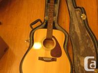 Perfect condition, looks like new Yamaha F-325 Acoustic