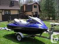 THIS WAVERUNNER IS IN EXCELLANT CONDITIONWITH ONLY 162