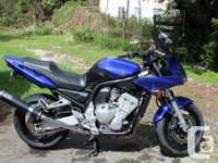 Yamaha FZ1, excellent condition all over, lots of care