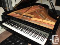 Great sounding Yamaha grand Piano. I've had this piano