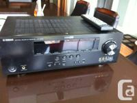 Yamaha HTR-6230 500 Watts 5.1-Channel AV Receiver +