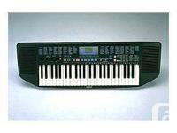 Made use of Yamaha PSR-78 Portable Key-board with