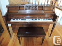 NEW PRICE!!!! Lovely Yamaha M2G Upright Piano in great