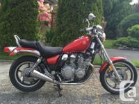 Make Yamaha Year 1985 kms 55200 Collectors status -