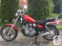 Make Yamaha Year 1985 kms 55200 Collectors status
