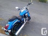 Make Yamaha Model V-Star Year 2016 kms 2000 I have a