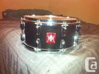 I'd like to sell my Yamaha Musashi Oak snare drum. The