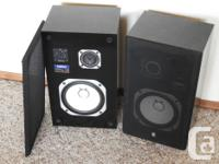 Need a pair of attractive clean-sounding speakers for a