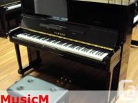Yamaha Piano U10A $3,990.00 TAX INCLUDED YAMAHA U10A