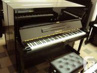 Yamaha Piano U1A $3,495.00 TAX INCLUDED  YAMAHA U1A