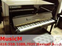 Yamaha Piano U1A $3,495.00 TAX INCLUDED YAMAHA U1A Made