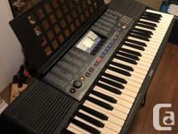 36� (61-key) Yamaha Psr-190 Portatone Electronic