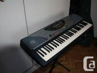 Yamaha PSR 240 keyboard  View this weekend 9:00 - 4:30