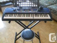In excellent problem. Express your musical talent with