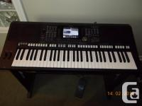 Reduced ! This Professional Yamaha Arranger keyboard is