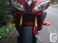 Make Yamaha Year 2007 kms 12000 text for quick response