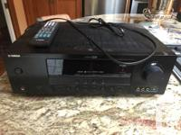 Excellent condition. Remote and manuals included.