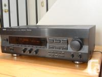 This receiver is in excellent condition, near mint