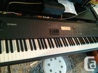 Almost new, full 88-key weighted Yamaha S90