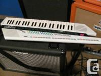 For sale is a Yamaha SHS-200 Keytar stereo with the