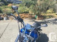 Make Yamaha kms 9300 2011 Yamaha Stryker 1304 cc. mint